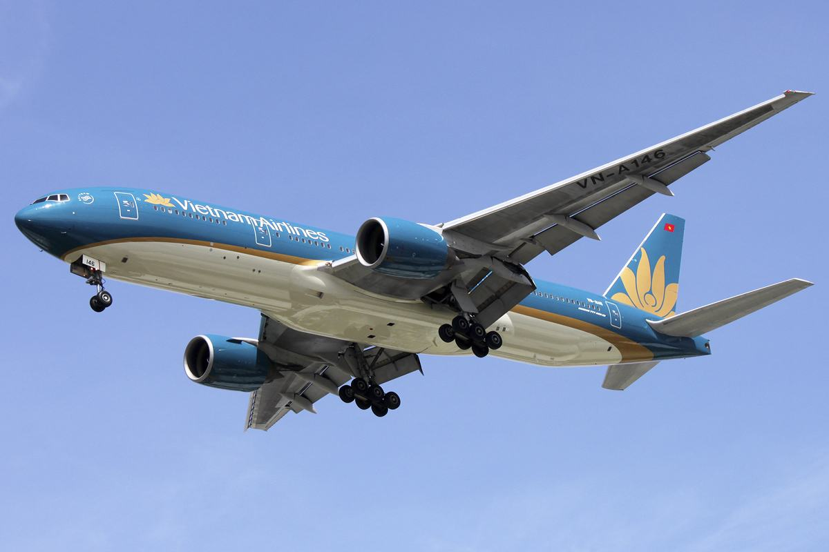 ve may bay vietnam airlines di hiroshima