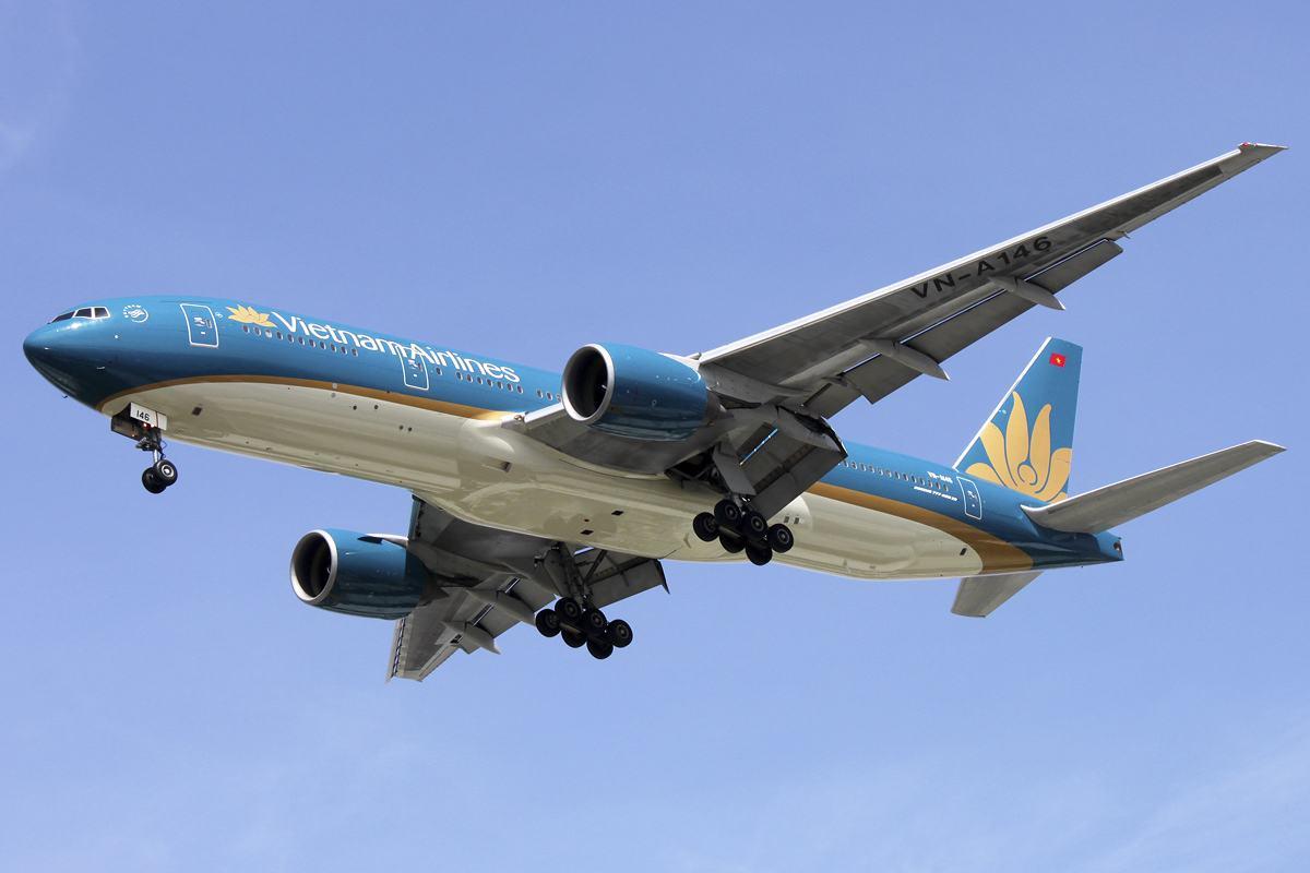 ve may bay vietnam airlines di hiroshima