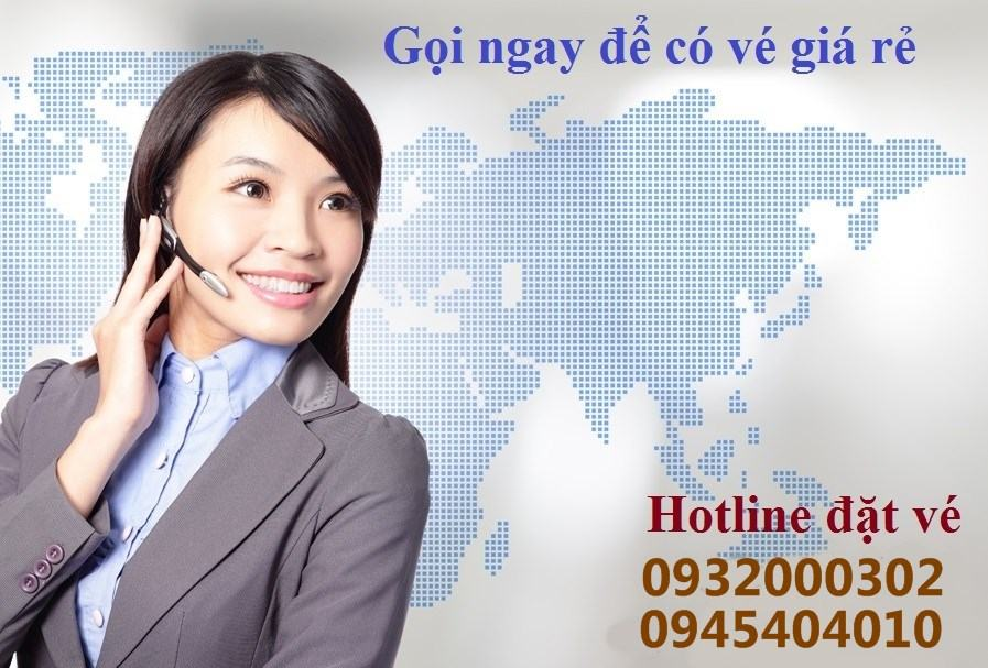 Young business woman operator in headset smile face with asia map background asian beauty model